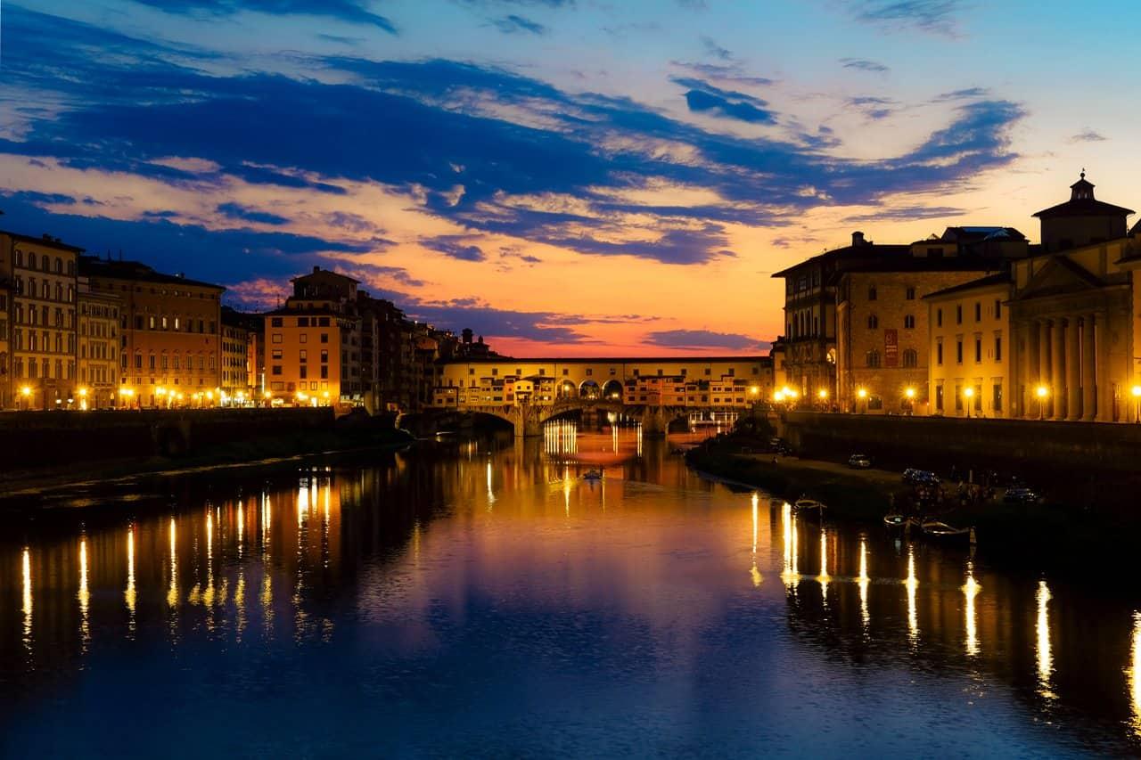 Cosa fare a Firenze la sera