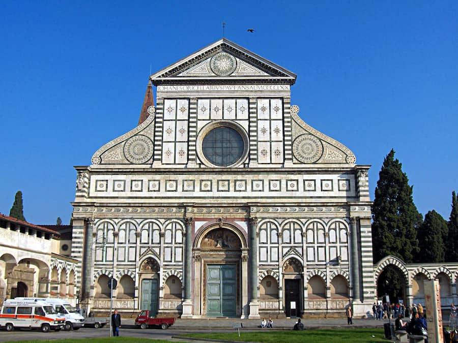 La Basilica di Santa Maria Novella