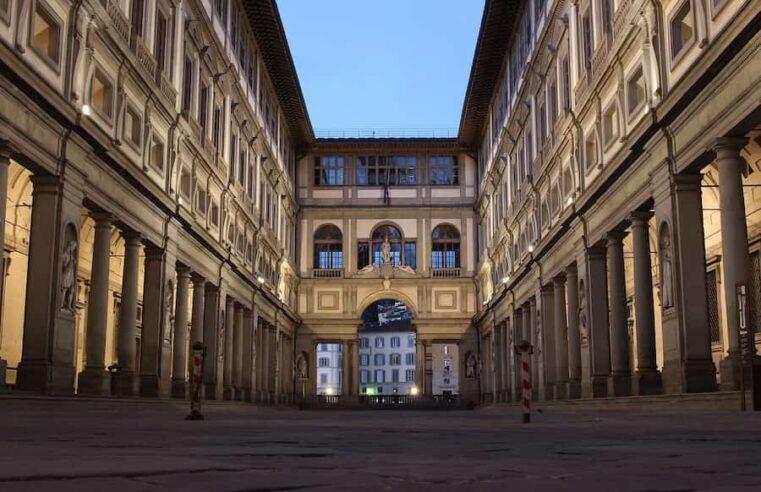 Un tour nella bellissima Galleria degli Uffizi