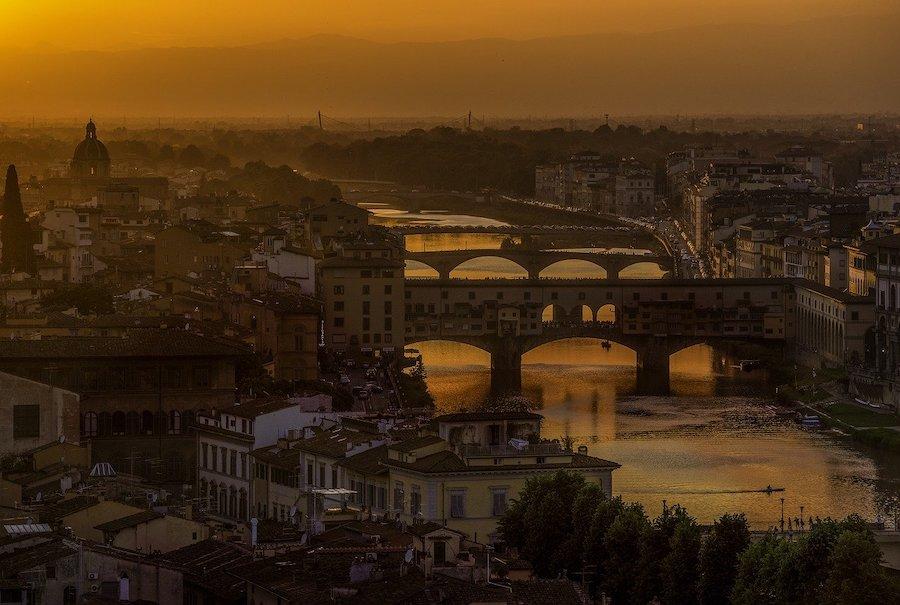 Vivere a Firenze la città dell'arte